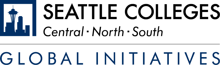 Seattle Colleges District Global Initiatives Logo